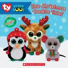 The Christmas Cookie Thief (Beanie Boos: Storybook with stickers) Rusu, Meredit