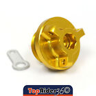 CNC Engine Oil Filler Plugs O-ring For Cagiva Xtra Raptor V-/Raptor 1000/650