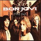 These Days, Jovi, Bon, Used; Very Good CD