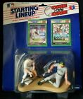 1989 Alan Trammell vs Jose Canseco One on One Starting Lineup Collectibles