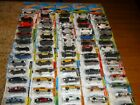 70 LOT HOT WHEELS MINI COOPER GTO CHARGER COUGAR BMW VW GOLF MUSCLE CARS MAZDA