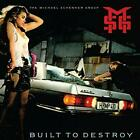 The Michael Schenker Group - Built To Destroy - ID3z - CD - New