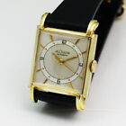 1950's Gold Filled LeCoultre Automatic Cal 493 17J Wristwatch - Running
