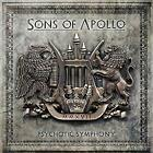 Sons Of Apollo - Psychotic Symphony - ID4z - CD - New