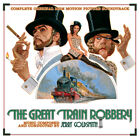 THE GREAT TRAIN ROBBERY Jerry Goldsmith 2CD Soundtrack Intrada SOLD OUT
