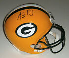 Aaron Rodgers Rookie Cards Checklist and Autographed Memorabilia 62