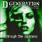 D Generation : Through the Darkness CD Highly Rated eBay Seller Great Prices