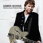 James House - Broken Glass Twisted - ID4z - CD - New