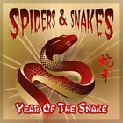 Spiders and Snakes - Year of the Snake - ID4z - CD - New