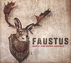 Faustus - Death And Other Anim - ID4z - CD - New