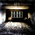 Circus Maximus : Isolate (+Bonus) CD Highly Rated eBay Seller Great Prices