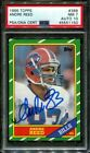 Andre Reed Cards, Rookie Card and Autographed Memorabilia Guide 28