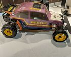 Vintage 1983 Kyosho beetle RC 1:10. With electronics and remote.