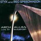 Styx/Reo Speedwagon : Arch Allies - Live at Riverport (2CDs) (2000)