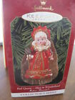 1999 Hallmark #4 The Red Queen Madame Alexander Series Christmas Tree Ornament