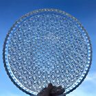 EAPG Daisy and Button Glass Bowl or Platter 12 Heavy Scalloped Rim Shallow
