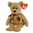 TY Beanie Baby - BIG APPLE the Bear  (Show Exclusive) (8.5 inch) - MWMTs