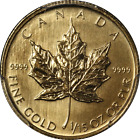 1994 Canada Gold Maple Leaf $2 PCGS MS66 1/15 Ounce Blue Label - STOCK