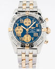 Pre-Owned Breitling Two Tone Chrono Cockpit Ref. B13358! Excellent Condition!
