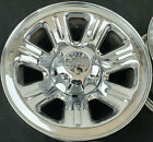 2001 MAZDA B2500 FACTORY ORIGINAL OEM FULL CHROME 15 INCH WHEEL RIM 3404