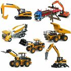 Construction Vehicles Toys Alloy Cars 160 Collection Truck Model Diecast Toy
