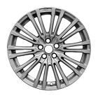 10086 Reconditioned OEM Aluminum Wheel 19x8 Fits 2016 2017 Ford Focus