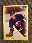 1997 MIKE BOSSY-NEW YORK ISLANDERS Starting Lineup Cards Timeless Legends