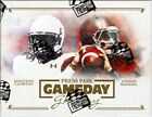 2014 PRESS PASS GAMEDAY GALLERY FOOTBALL HOBBY 10 BOX CASE