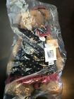 Boyds Bears~LAURA BEARYPROUD-QVC EXCLUSIVE~Americana~Patriotic~Tags~Hard To Find