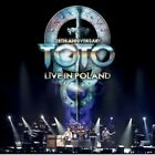Toto : 35th Anniversary Tour Live in Poland Rock 1 Disc CD
