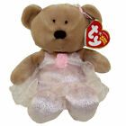 TY Beanie Baby - PIROUETTE the Ballerina Bear (9 inch) -MWMTs Stuffed Animal Toy