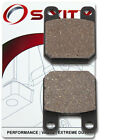 Front Organic Brake Pads 2003-2010 Sherco 0.5 0.8 1.25 2.0 2T Set Full Kit  tu