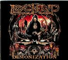 LOCK UP- Demonization CD (2017 Digipak) Grindcore/Death Metal Brujera Criminal