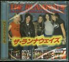 The Runaways Japanese Singles Collection CD new