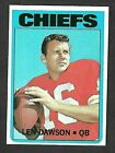 Len Dawson Cards, Rookie Card and Autographed Memorabilia Guide 8