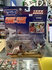 1999 Ken Griffey Jr Sandy Alomar Starting Lineup Freeze Frame One on One Hasbro