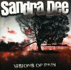 Sandra Dee : Visions of Pain CD Value Guaranteed from eBay's biggest seller!