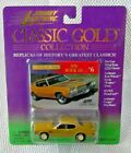 1970 BUICK GS 1:64 Johnny White Lightning 1999 CLASSIC GOLD Series # 6 CHASE