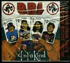 D.R.I. 4 Of A Kind + 8 bonus tracks CD Brazil Press Dirty Rotten Imbeciles Four