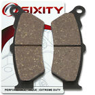 Front Organic Brake Pads 2007-2009 BMW G650 Xcountry Set Full Kit  Complete ro