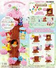 Re Ment Pokemon Forest 4 Cherry Blossoms SAKURA Complete 6 set JAPAN