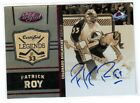Patrick Roy Cards, Rookie Cards and Autographed Memorabilia Guide 18