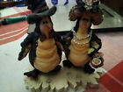 1999 BOYDS BEARS & FRIENDS WEE FOLKSTONE PENGUIN OUT ON THE TOWN 36800