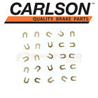 Carlson Rear Drum Brake Shoe C Washer for 1993 2002 Saturn SC1 Drum yj