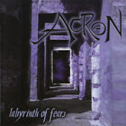 ACRON – Labyrinth Of Fears - 1998 - CD - MINT  progressive rock metal from Italy