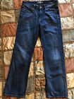 Lucky Brand 361 Vintage Straight Blue Jeans Mens 29x30