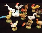 Barnyard Birds by FONTANINI S 12 5 Scale Nativity Collection New in Box