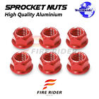 Wheel Sprocket Nuts M10 For Ducati Sportclassic GT1000 2009 Sport Touring ST3 S