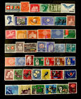 Switzerland Stamps 45 All Different Lot 2620B