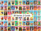 2013 Topps Garbage Pail Kids Holiday Greeting Cards 6